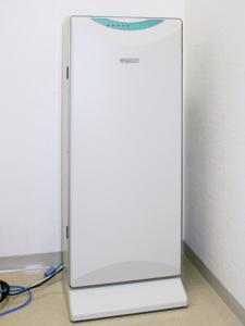 医療設備 空気殺菌脱臭装置の写真